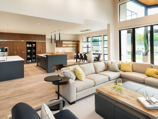 Los Angeles Homes with Open Floor Plans